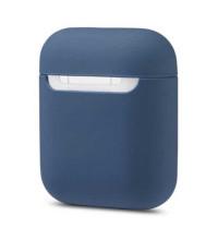 Защитный силиконовый чехол для наушников AirPods тонкий