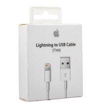 Apple Lightning to USB Cable, 1m (A1856) white