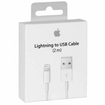 Кабель Apple Lightning - USB 2m (MD819)
