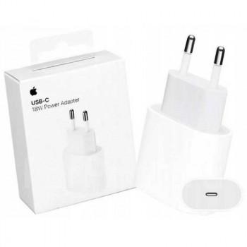 Apple USB-C Power Adapter 18W (в коробке) оригинал  (MU7V2ZM/A)