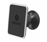 Arroys Stick-SM1, магнитный, на панель, на 3M скотче, black
