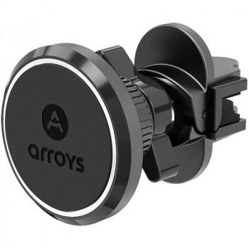 Магнитный держатель Arroys Vent RM1 black