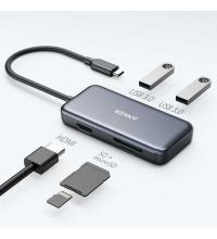 Anker PowerExpand 5-in-1 USB-C Media HUB (A8334HA1)