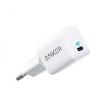 Anker PowerPort III Nano USB-C 20W with Power Delivery & PowerIQ 3.0 (A2633G22) white