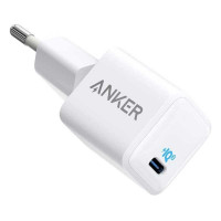 Anker PowerPort III Nano USB-C 18W with Power Delivery & PowerIQ 3.0 (A2616G21) white