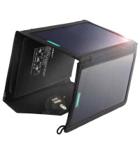 Aukey Foldable 20W Solar Charger (PB-P2)