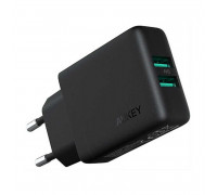 Aukey 2 USB 24W Wall Charger Ai (PA-U50)