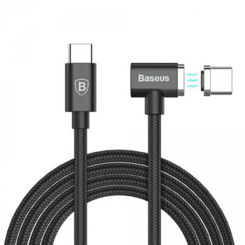 Кабель Baseus Type-C Magnet Cable CATBL-01 Charge for MacBook