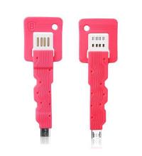 Baseus Keys, microUSB, 0.07m (CAMICRO-KE09)  red