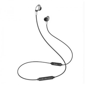 Беспроводные cтерео-наушники Baseus Encok S04 Magnet Wireless Earphone Black (NGS04-01)