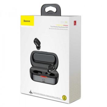Беспроводные наушники Baseus Encok True Wireless Earphones W01 TWS (NGW01-01)
