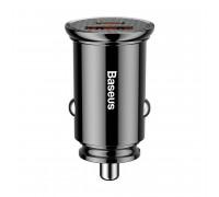 Baseus BS-C16C1 30W Type-C PD3.0 + USB QC4.0  (CCALL-YS01) black