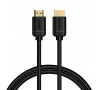 Baseus High Definition Series HDMI, 1m, 4KHD (4K@60Hz), V2, 3D (CAKGQ-01) черный