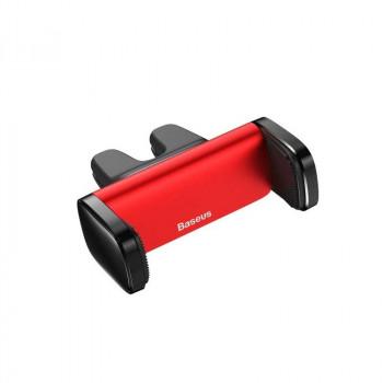 Baseus Steel Cannon Car Mount, в решетку (SUGP-09) red