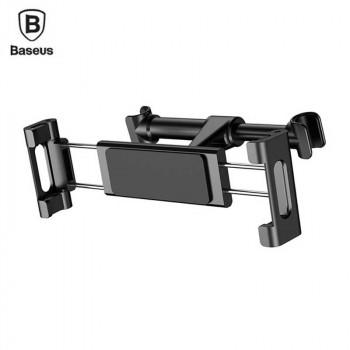 Держатель Baseus Backseat Car Mount (SUHZ-01) Black для планшета на подголовник