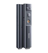Baseus Orange Dot Wireless Presentator, беспроводная указка с bluetooth приемником (ACFYB-B0G) grey