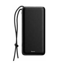 Baseus Mini Q PD Quick Charger Power Bank 20000 mah (PPALL-DXQ01) black