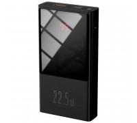 Baseus Super Mini 10000 mah, 22.5w SCP, 1xQC3.0, PD 20w, LED, model PPIM01 (PPMN-A01) black