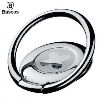 Кольцо-держатель для телефона Baseus Symbol Ring Bracket (SUPMD-01) Black