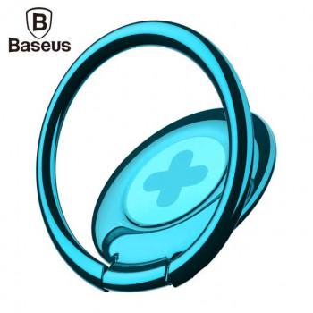 Кольцо-держатель для телефона Baseus Symbol Ring Bracket (SUPMD-03) Blue