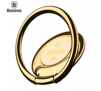 Baseus Symbol Ring Bracket (SUPMD-0V) Gold