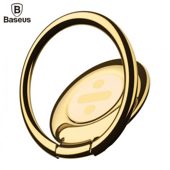 Кольцо-держатель для телефона Baseus Symbol Ring Bracket (SUPMD-0V) Gold