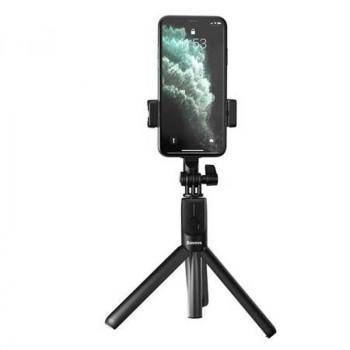 Baseus Lovely Selfie Stick Wireless Bracket, with Tripod, 68cm, model JHM-861 (SUDYZP-F01) black