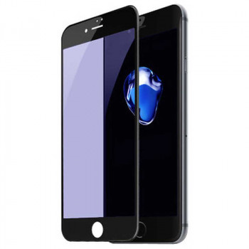"Baseus Tempered Glass Film, for iPhone 7/8 Plus (5.5"") (SGAPIPH8P-TES01) black"
