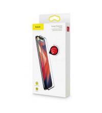 "Baseus Pet Soft Anti-bluelight, for iPhone X/XS (5.8"")  (SGAPIPHX-KB01) black"