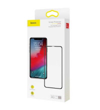 "Baseus Full Coverage Curved Anti-bluelight, for iPhone X/XS (5.8"") (SGAPIPHX-KD01)black"