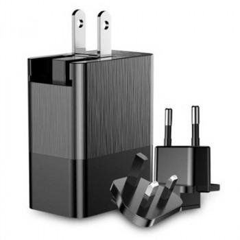 Сетевое зарядное устройство Baseus Duke Universal Travel 3 in 1 (CCALL-GJ01) 3 x USB