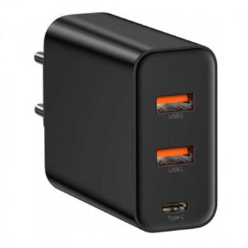 Сетевое зарядное устройство Baseus Speed PPS Quick charger 60W (CCFS-G01) 2 x USB, Type-C