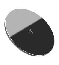 Baseus Simple Wireless Charger Updated Edition, QI 15w max, кабель Type-C 1.2m (WXJK-B01) черный