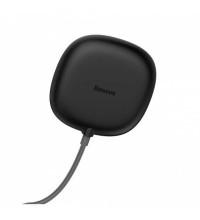 Baseus Suction Cup Wireless Charger, QI output 5W / 7.5W / 10W, с присосками (WXXP-01) black