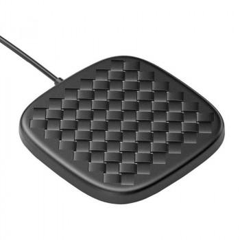 Беспроводное зарядное устройство Baseus BV Wireless Charger (BSWC-P13) Black