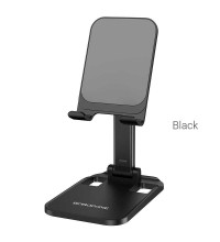 Borofone BH27 Superior folding desktop stand, на стол, складной, black