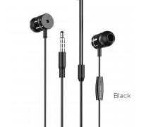 Borofone BM31 Misterious Universal Earphones with mic, кабель 1.2м, black