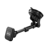 Borofone BH21 Vanda Centrer Console Magnetic Car Holder, магнитный, на панель и стекло, black