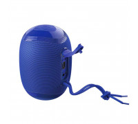 Borofone BR6 Miraculous Sport Wireless Speaker, IPX5, TF, USB, AUX input, FM, blue