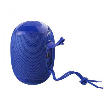 Borofone BR6 Miraculous Sport Wireless Speaker, IPX5, TF, USB, AUX input, FM, blue