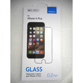 Deppa iPhone 6 Plus Tempered Glass, 0.2mm