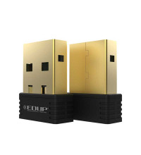 Edup Nano Wi-Fi Adapter, 150Mbpc (EP-N8553) black