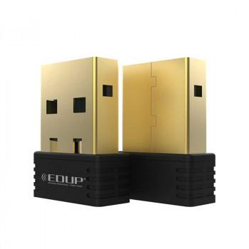 Адаптер беспроводной Edup Wi-Fi Nano USB 150 Мбит (EP-N8553)