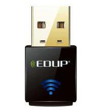 Edup Nano Wi-Fi Adapter, 300Mbpc (EP-N1557) black