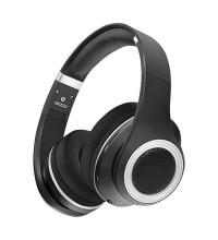Ginzzu Wireless Sound Headphones, TF, FM (GM-651BT) black