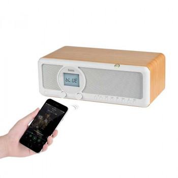 Портативная колонка Hoco BS12 Earl wooden premium tabletop speaker