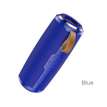 Hoco BS38 Cool Freedom Sports Wireless Speaker, blue