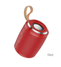 Hoco BS39 Cool Sports Wireless Speaker, red