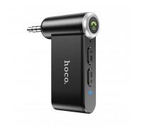 Hoco E58 In-car AUX Wireless Receiver, black