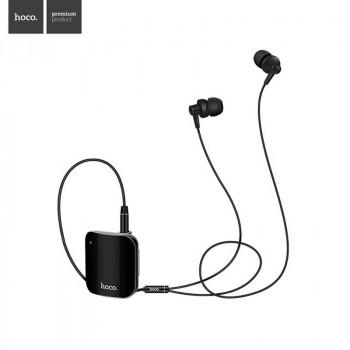 Беспроводные cтерео-наушники Hoco E16 Collar Bar Wireless Earphone black